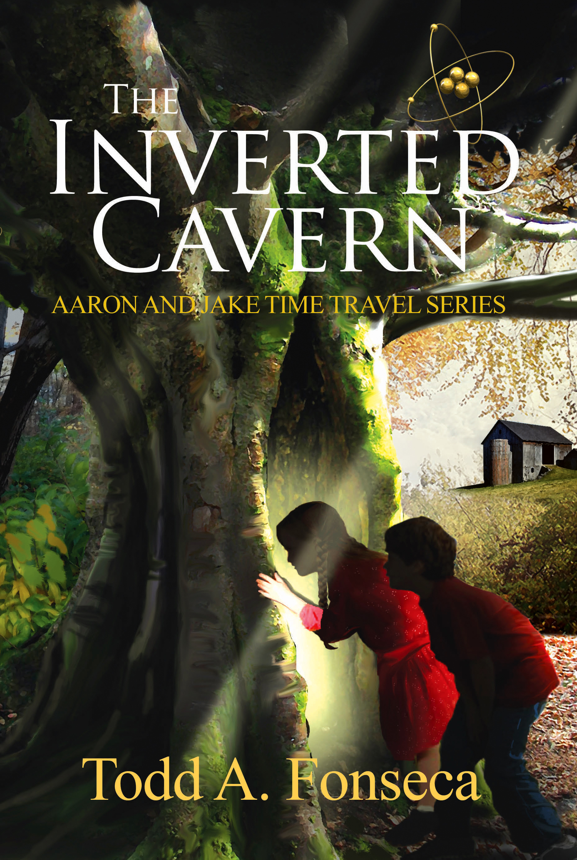 The Inverted Cavern Cover